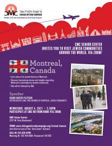 Montreal - Visit Jewish Communities